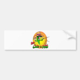 Happy Cinco de Mayo Car Bumper Sticker