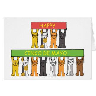 Happy Cinco de Mayo. Card