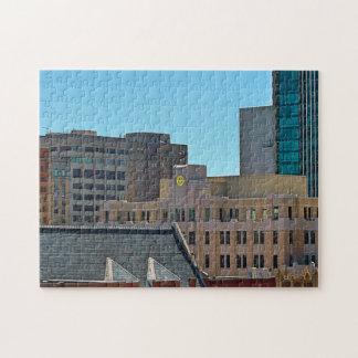 Happy City Jigsaw Puzzle
