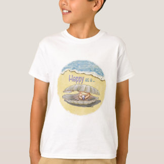 Happy Clam T-shirt