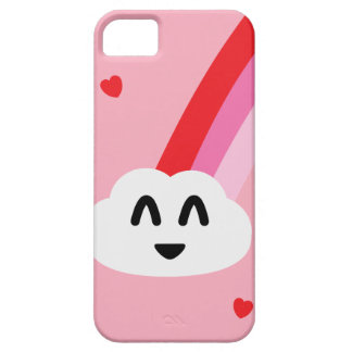 Happy cloud love. iPhone 5 cover