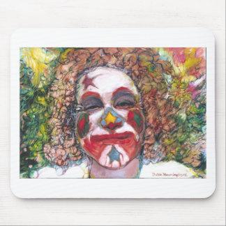 Happy Clown Dubie Hummingbyrd Mouse Pad