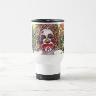 "Happy Clown ""Dubie Hummingbyrd"" Mug"