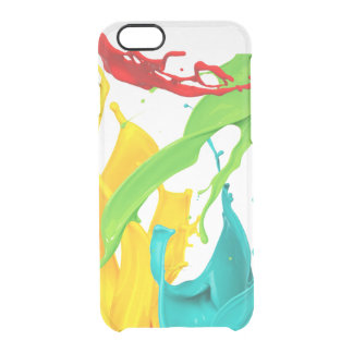 Happy Colors iPhone 6/6s Clearly™ Deflector Case