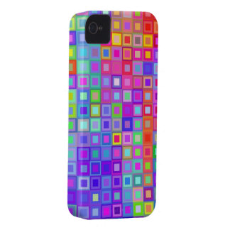 Happy Colours Blackberry case
