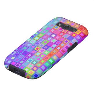 Happy Colours Samsung Galaxy  S case Galaxy SIII Cases