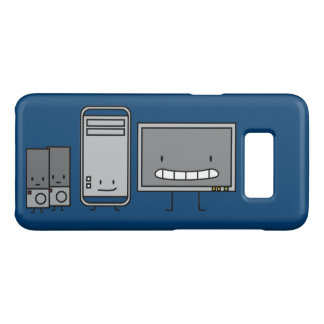 Happy Computer IT family Case-Mate Samsung Galaxy S8 Case