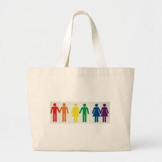 Happy couples tote bag