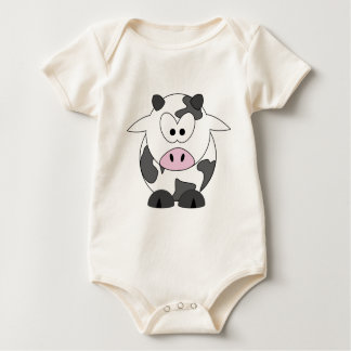 Happy Cow Baby Bodysuit