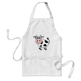 Happy Cow - Customisable! Standard Apron