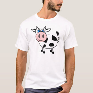 Happy Cow - Customizable! T-Shirt
