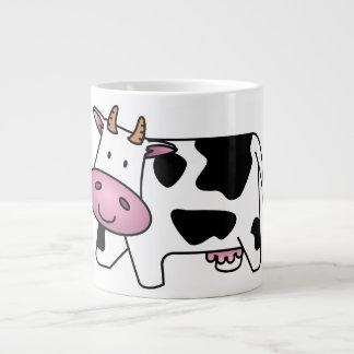 Happy Cow Jumbo Mug
