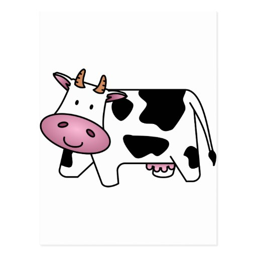 Happy Cow Post Cards