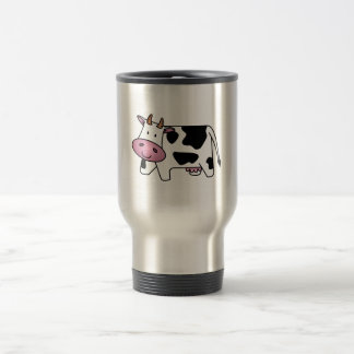 Happy Cow Travel Mug