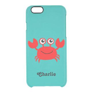Happy Crab custom cases