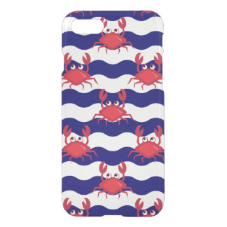 Happy Crabs Pattern iPhone 8/7 Case