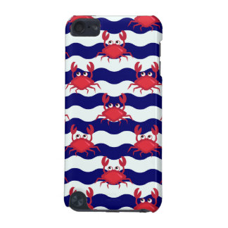 Happy Crabs Pattern iPod Touch (5th Generation) Covers
