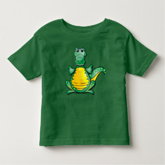 Happy Crocodile hug Toddler T-Shirt