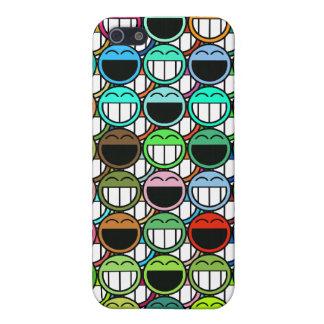 HAPPY CROWD iPhone 5 CASE