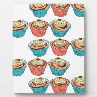 Happy Cup Cakes Display Plaque