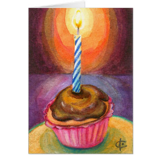 Happy Cupcake! Card