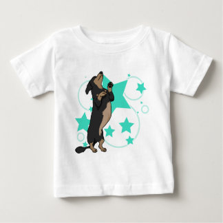 Happy dachshund baby T-Shirt