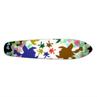 HAPPY Dance = Animal Kingdom Graphic Skateboard Deck