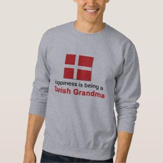 Happy Danish Grandma Sweatshirt