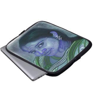 happy desi laptop sleeve