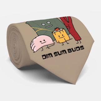 Happy Dim Sum Buds Tie