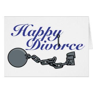 Happy Divorce Cards