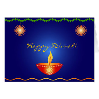 Happy Diwali - Card