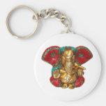 Happy DIWALI -  Thank you GANAPATI Ganesh Key Chain