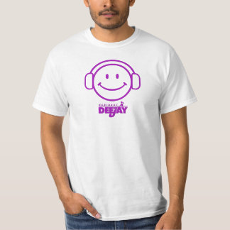 Happy DJ Tee Shirt
