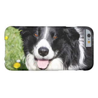 Happy dog barely there iPhone 6 case