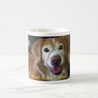 Happy Dog Days Coffee Mugs