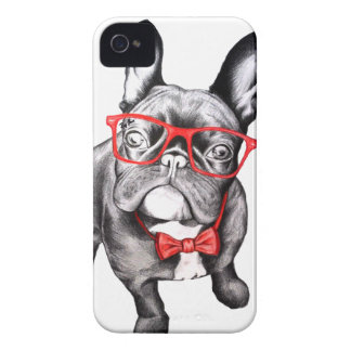 Happy Dog iPhone 4 Case-Mate Case