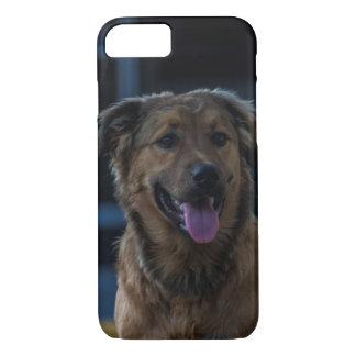 Happy Dog phone cover