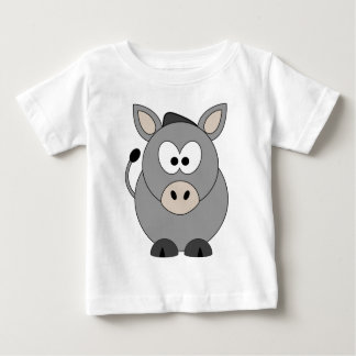 Happy Donkey Baby T-Shirt