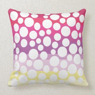 Happy Dotalism Cushion