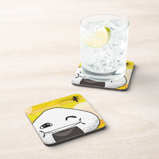 Happy drinks coasters
