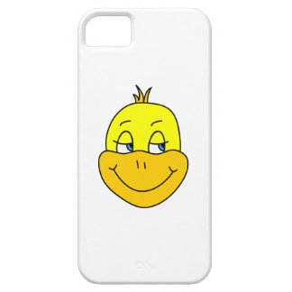 Happy Duck Cartoon. Barely There iPhone 5 Case