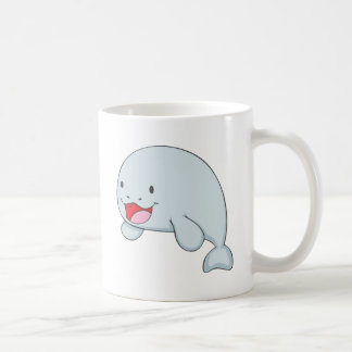 Happy Dugong Coffee Mug