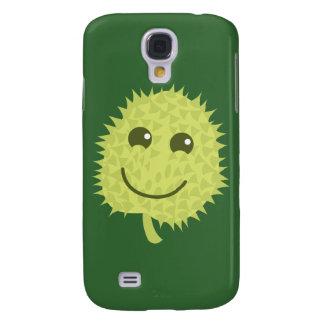 Happy Durian fruit Galaxy S4 Case