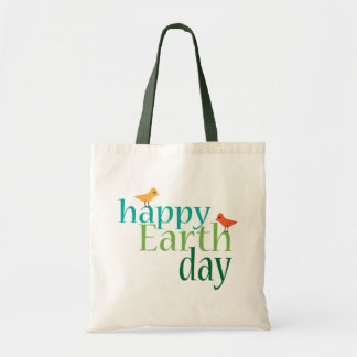 Happy Earth Day Bag