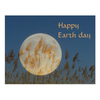 Happy Earth day Postcard