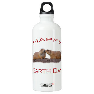 Happy Earth Day SIGG Traveller 0.6L Water Bottle
