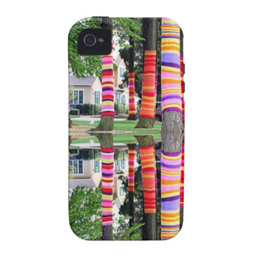 HAPPY EARTHDAY Decorated TREE line - GIFTS all Case-Mate iPhone 4 Cases