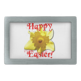 Happy Easter, 02.T Daffodils Belt Buckles