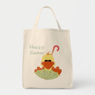 Happy Easter (2) Canvas Bags